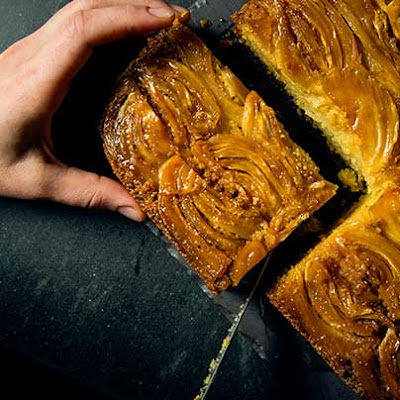 Fennel and Semolina Cake