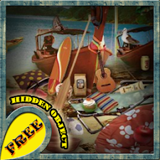 Paradise Hidden Objects Game