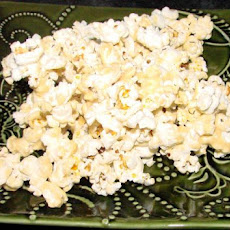 Super Easy Caramel Corn