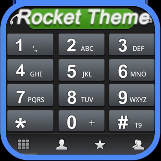RocketDial Galaxy S alikeTheme LOGO-APP點子