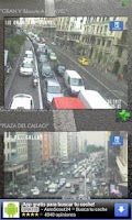 Screenshot of Camaras Trafico DGT HD
