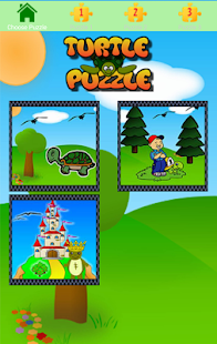 Free Turtle Games for Toddlers - screenshot