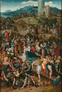 RIJKS: Pseudo Jan Wellens de Cock: Calvary 1520