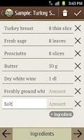 Screenshot of Good Recipes