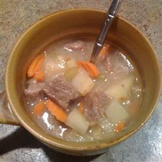 Apple Cider Stew