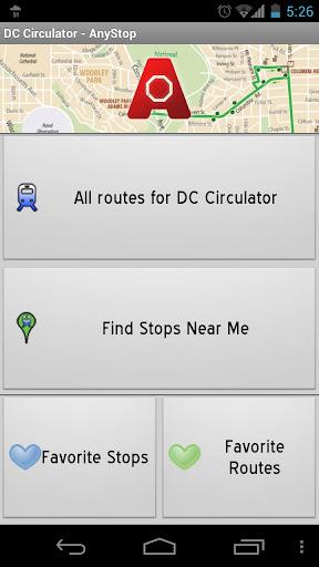 DC Circulator: AnyStop