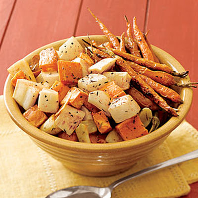 Roasted Heartland Vegetables