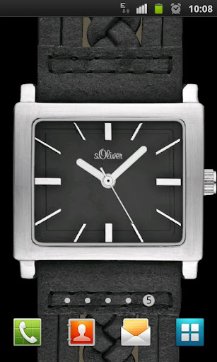 SOliver F Desktop Watch