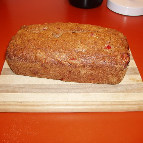 Snook's Bayside Club Strawberry Bread