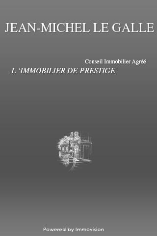 Le Galle Immobilier