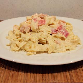 Chicken Prosciutto Alfredo Recipes