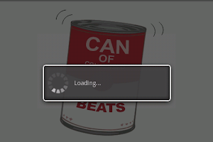 Screenshot of CanOfBeats