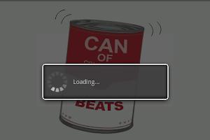 Screenshot of CanOfBeats