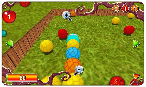 【免費街機App】Snake it! 3D-APP點子