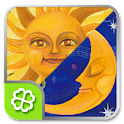 太陽と月の魔女カード占い icon