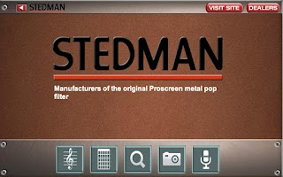 Screenshot of Write Music by Stedman