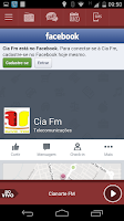 Screenshot of Cianorte FM