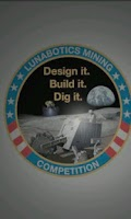 Screenshot of Lunabotics Mining Competition
