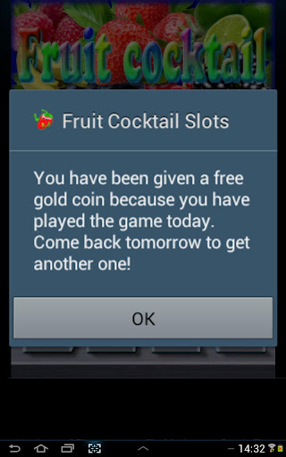 Fruit Cocktail Slots - screenshot