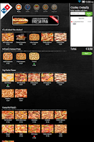 Screenshot of Domino's Pizza Nederland