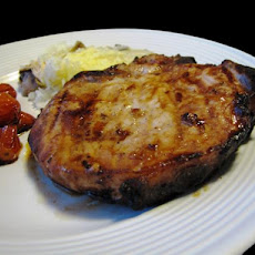 Mike Ditka's Official Tailgater's Grilled Pork Chops