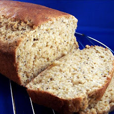 Low-Fat Lemon Tea Cake