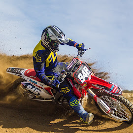 Alfie Colett by Connor Moore - Sports & Fitness Motorsports ( canon, european, europe, motocross, moto, action, photo, photography, cahuilla )