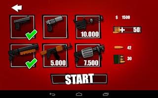 Screenshot of Santa's Monster Shootout
