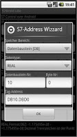 Screenshot of S7Droid Lite V1.2