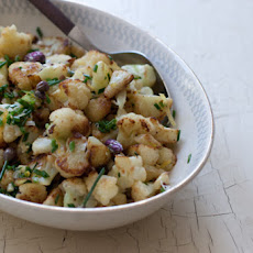 Simple Cauliflower