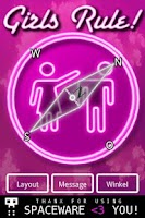 Screenshot of Girls Compass