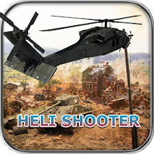 Heli shooter: air Attack FPS