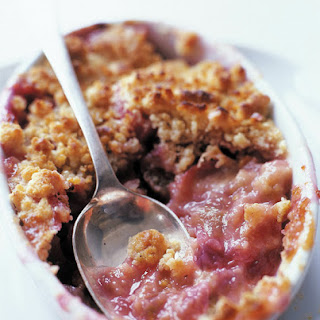 Rhubarb Crisp Light Recipes