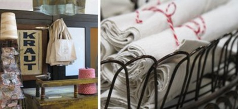 Winslow's Home & Farm linens