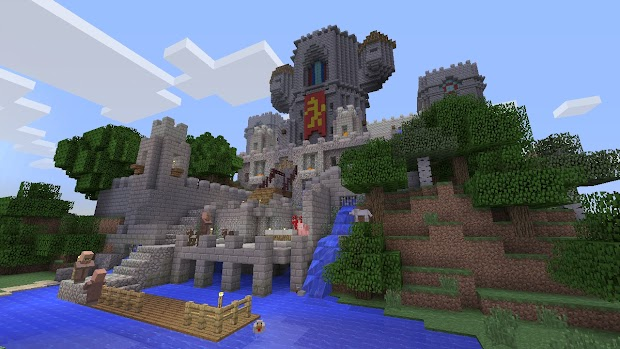 Minecraft breaks the million sales mark on PS3