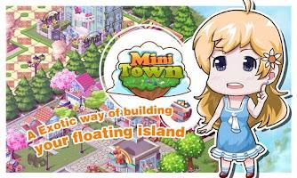 Screenshot of MiniTown