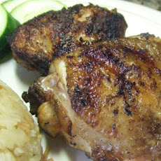 Easy Grilled Cajun Chicken