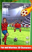 Screenshot of Flick-n-Score - Soccer Edition