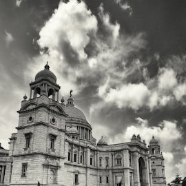 victoria memorial by Jayanta Sarkar - Buildings & Architecture Public & Historical ( victoria memorial,  )