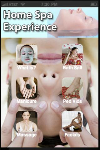 Home Spa Experience
