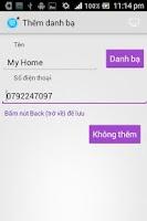 Screenshot of Tin nhắn mật | Tin nhan mat