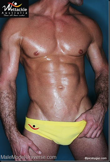 Mark Torso Yellow