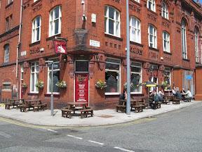 Liverpool Organic Brewery Tour