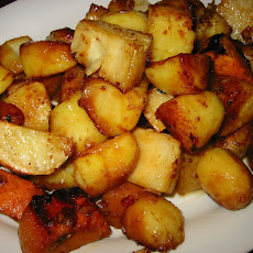 Trio of Roasted Potatoes
