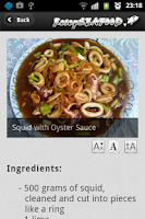 Screenshot of Resep Seafood Indonesia