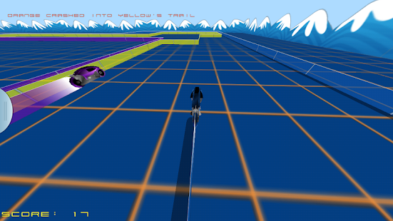 Light Bike Fight Arena 3D - screenshot