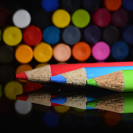 Primary RGB Colours by Majid Uppal - Artistic Objects Other Objects ( primary colours, colour, rgb )