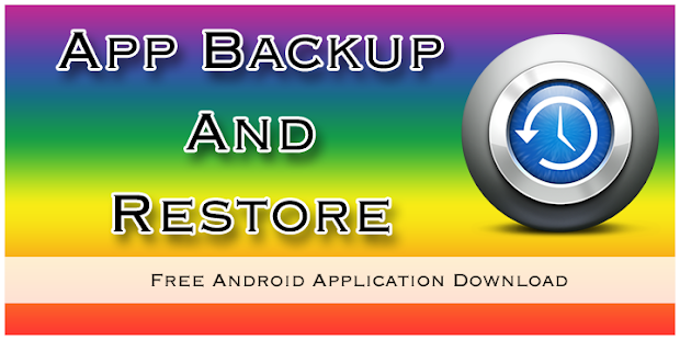 App Backup And Restore - screenshot