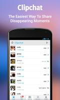 Screenshot of Clipchat