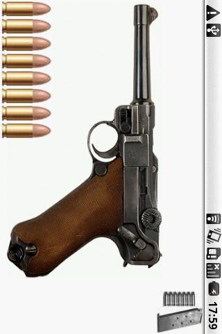 魯格 P08槍